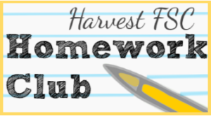 Homework Club @ Harvest FSC